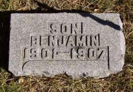 SHOEN, BENJAMIN - Minnehaha County, South Dakota | BENJAMIN SHOEN - South Dakota Gravestone Photos