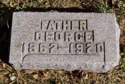 SHOEN, GEORGE - Minnehaha County, South Dakota   GEORGE SHOEN - South Dakota Gravestone Photos