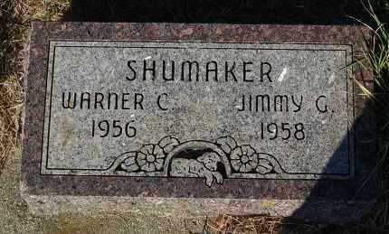 SHUMAKER, JIMMY G. - Minnehaha County, South Dakota | JIMMY G. SHUMAKER - South Dakota Gravestone Photos
