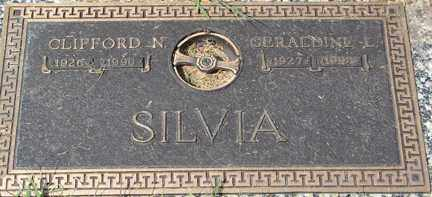 SILVA, GERALDINE L. - Minnehaha County, South Dakota | GERALDINE L. SILVA - South Dakota Gravestone Photos