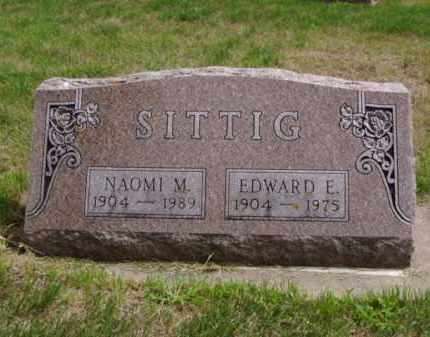 SITTIG, NAOMI M. - Minnehaha County, South Dakota | NAOMI M. SITTIG - South Dakota Gravestone Photos