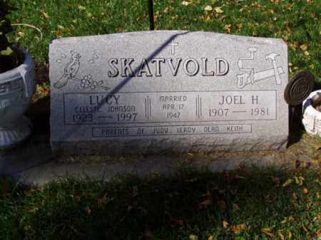SKATVOLD, LUCY CELESTE - Minnehaha County, South Dakota | LUCY CELESTE SKATVOLD - South Dakota Gravestone Photos