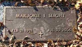 STINAR SLIGHT, MARJORIE I. - Minnehaha County, South Dakota | MARJORIE I. STINAR SLIGHT - South Dakota Gravestone Photos