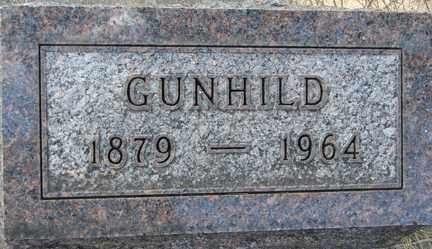 SLIPER, GUNHILD - Minnehaha County, South Dakota | GUNHILD SLIPER - South Dakota Gravestone Photos