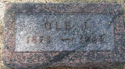 SLIPER, OLE J. - Minnehaha County, South Dakota | OLE J. SLIPER - South Dakota Gravestone Photos