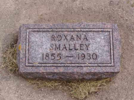 SMALLEY, ROXANA - Minnehaha County, South Dakota | ROXANA SMALLEY - South Dakota Gravestone Photos
