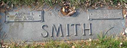 SMITH, AUSTIN L. - Minnehaha County, South Dakota | AUSTIN L. SMITH - South Dakota Gravestone Photos