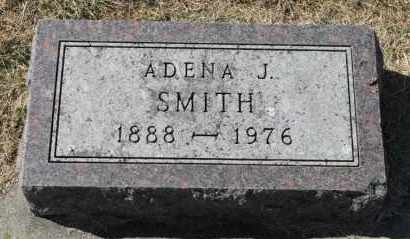 SMITH, ADENA J. - Minnehaha County, South Dakota | ADENA J. SMITH - South Dakota Gravestone Photos
