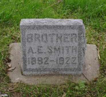 SMITH, ANDREW E. - Minnehaha County, South Dakota | ANDREW E. SMITH - South Dakota Gravestone Photos