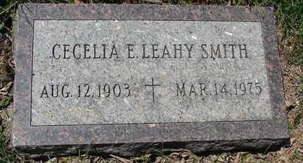 SMITH, CECELIA E. - Minnehaha County, South Dakota   CECELIA E. SMITH - South Dakota Gravestone Photos