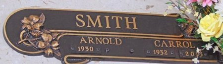 SMITH, ARNOLD - Minnehaha County, South Dakota | ARNOLD SMITH - South Dakota Gravestone Photos