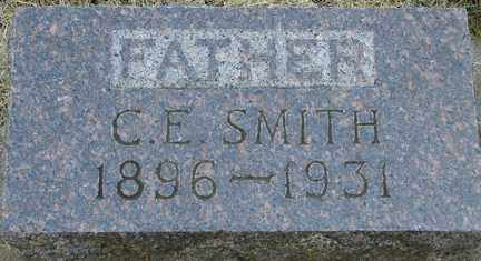SMITH, C.E. - Minnehaha County, South Dakota | C.E. SMITH - South Dakota Gravestone Photos