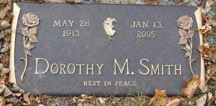 SMITH, DOROTHY M. - Minnehaha County, South Dakota | DOROTHY M. SMITH - South Dakota Gravestone Photos