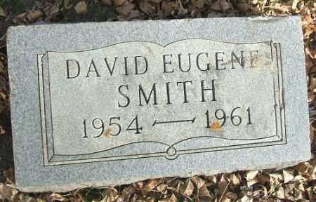SMITH, DAVID EUGENE - Minnehaha County, South Dakota | DAVID EUGENE SMITH - South Dakota Gravestone Photos