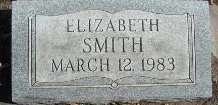 SMITH, ELIZABETH - Minnehaha County, South Dakota | ELIZABETH SMITH - South Dakota Gravestone Photos