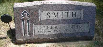 SMITH, EUGENE L., DR. - Minnehaha County, South Dakota | EUGENE L., DR. SMITH - South Dakota Gravestone Photos