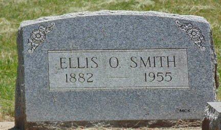 SMITH, ELLIS O. - Minnehaha County, South Dakota   ELLIS O. SMITH - South Dakota Gravestone Photos