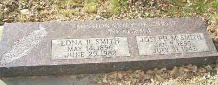 SMITH, JOSEPH M. - Minnehaha County, South Dakota   JOSEPH M. SMITH - South Dakota Gravestone Photos