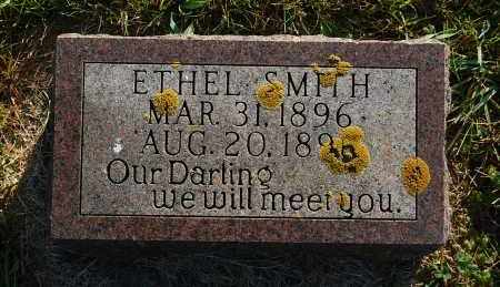 SMITH, ETHEL - Minnehaha County, South Dakota | ETHEL SMITH - South Dakota Gravestone Photos