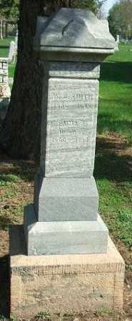 SMITH, W. G. - Minnehaha County, South Dakota   W. G. SMITH - South Dakota Gravestone Photos