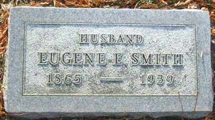 SMITH, EUGENE E. - Minnehaha County, South Dakota | EUGENE E. SMITH - South Dakota Gravestone Photos