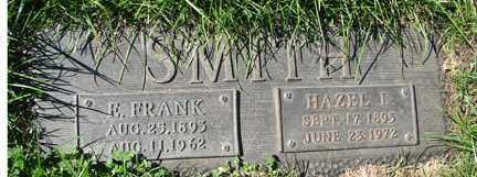 SMITH, F. FRANK - Minnehaha County, South Dakota | F. FRANK SMITH - South Dakota Gravestone Photos