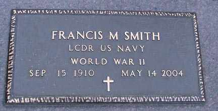 SMITH, FRANCIS  M. - Minnehaha County, South Dakota | FRANCIS  M. SMITH - South Dakota Gravestone Photos
