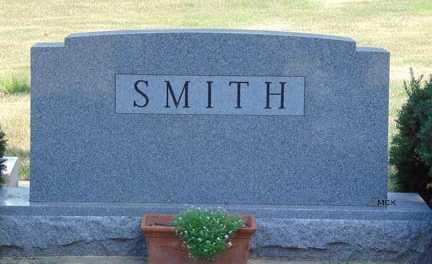 SMITH, FAMILY HEADSTONE - Minnehaha County, South Dakota | FAMILY HEADSTONE SMITH - South Dakota Gravestone Photos