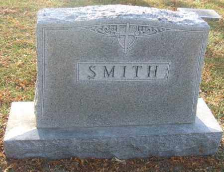 SMITH, FAMILY STONE - Minnehaha County, South Dakota | FAMILY STONE SMITH - South Dakota Gravestone Photos