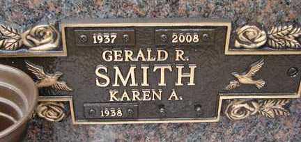 SMITH, GERALD R. - Minnehaha County, South Dakota | GERALD R. SMITH - South Dakota Gravestone Photos