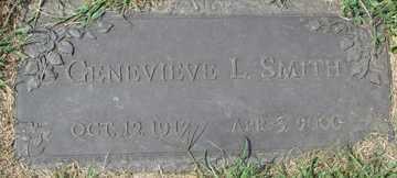 SMITH, GENEVIEVE L. - Minnehaha County, South Dakota | GENEVIEVE L. SMITH - South Dakota Gravestone Photos