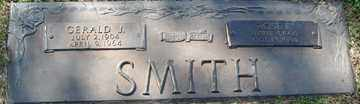 SMITH, GERALD - Minnehaha County, South Dakota | GERALD SMITH - South Dakota Gravestone Photos