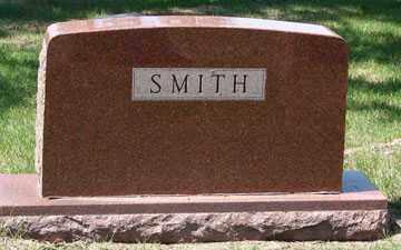 SMITH, HEADSTONE - Minnehaha County, South Dakota | HEADSTONE SMITH - South Dakota Gravestone Photos