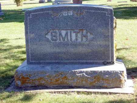 SMITH, HEADSTONE - Minnehaha County, South Dakota   HEADSTONE SMITH - South Dakota Gravestone Photos