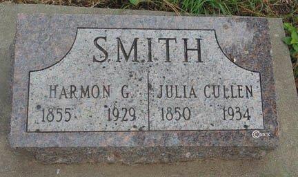 SMITH, HARMON G. - Minnehaha County, South Dakota   HARMON G. SMITH - South Dakota Gravestone Photos