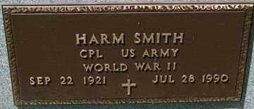 SMITH, HARM (WWII) - Minnehaha County, South Dakota | HARM (WWII) SMITH - South Dakota Gravestone Photos