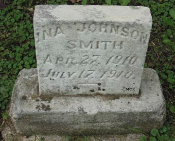 SMITH, INA JOHNSON - Minnehaha County, South Dakota   INA JOHNSON SMITH - South Dakota Gravestone Photos