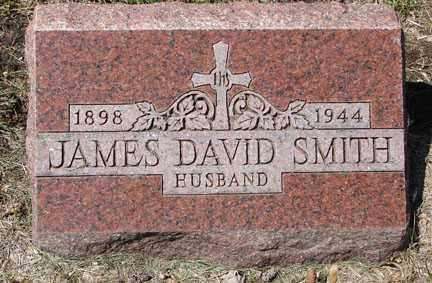 SMITH, JAMES DAVID - Minnehaha County, South Dakota   JAMES DAVID SMITH - South Dakota Gravestone Photos