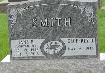 SMITH, GEOFFREY D. - Minnehaha County, South Dakota | GEOFFREY D. SMITH - South Dakota Gravestone Photos