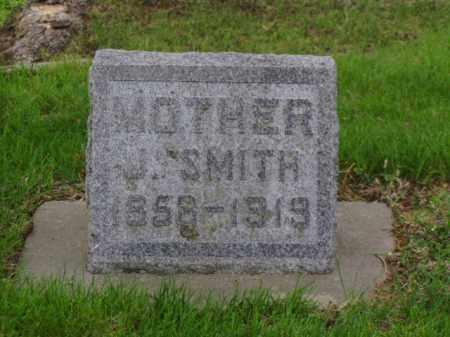 SMITH, JENNIE - Minnehaha County, South Dakota | JENNIE SMITH - South Dakota Gravestone Photos