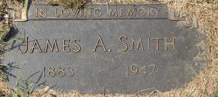 SMITH, JAMES A. - Minnehaha County, South Dakota   JAMES A. SMITH - South Dakota Gravestone Photos