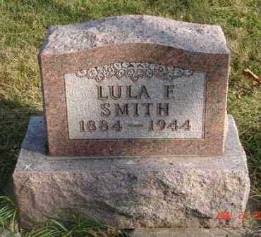 SMITH, LULA F. - Minnehaha County, South Dakota | LULA F. SMITH - South Dakota Gravestone Photos