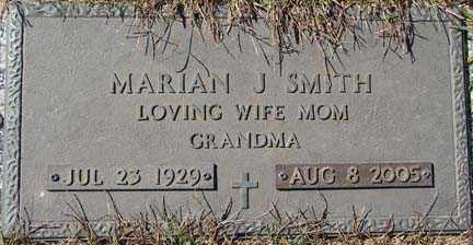 SMITH, MARIAN JOANN - Minnehaha County, South Dakota | MARIAN JOANN SMITH - South Dakota Gravestone Photos