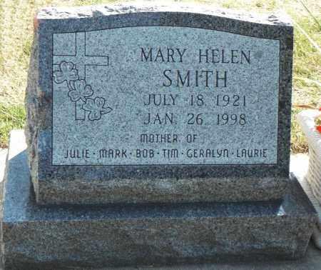 SMITH, MARY HELEN - Minnehaha County, South Dakota | MARY HELEN SMITH - South Dakota Gravestone Photos