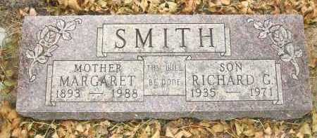 SMITH, RICHARD G. - Minnehaha County, South Dakota | RICHARD G. SMITH - South Dakota Gravestone Photos