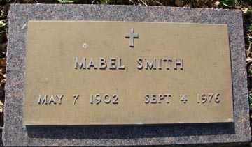 SMITH, MABEL - Minnehaha County, South Dakota | MABEL SMITH - South Dakota Gravestone Photos