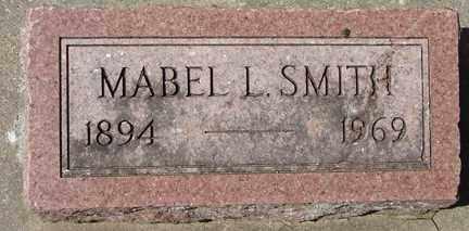 SMITH, MABEL L. - Minnehaha County, South Dakota   MABEL L. SMITH - South Dakota Gravestone Photos