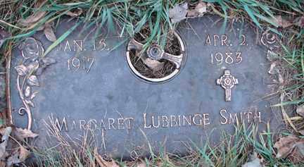 SMITH, MARGARET - Minnehaha County, South Dakota   MARGARET SMITH - South Dakota Gravestone Photos