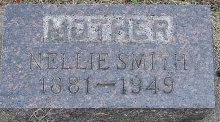 SMITH, NELLIE - Minnehaha County, South Dakota | NELLIE SMITH - South Dakota Gravestone Photos