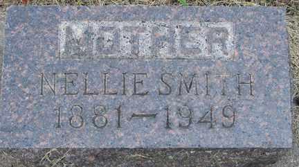 SMITH, NELLIE - Minnehaha County, South Dakota   NELLIE SMITH - South Dakota Gravestone Photos
